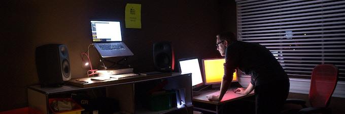 The eBoy Studio in Vancouver
