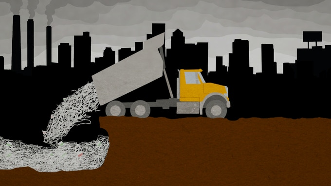 Over 3 Million Miles of Floss and Hundreds of Millions of Plastic Containers Go into Our Landfills Each Year