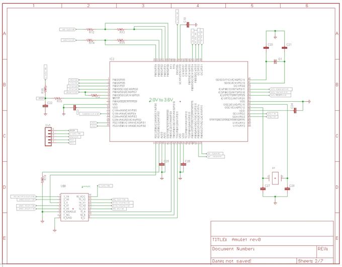 Microcontroller Rev0
