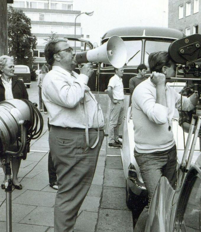 """Bloody Friday"" director Rolf Olsen"