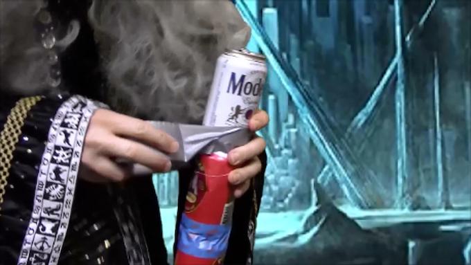 A Wizard's Plight: A shoddily-taped BrewStaff