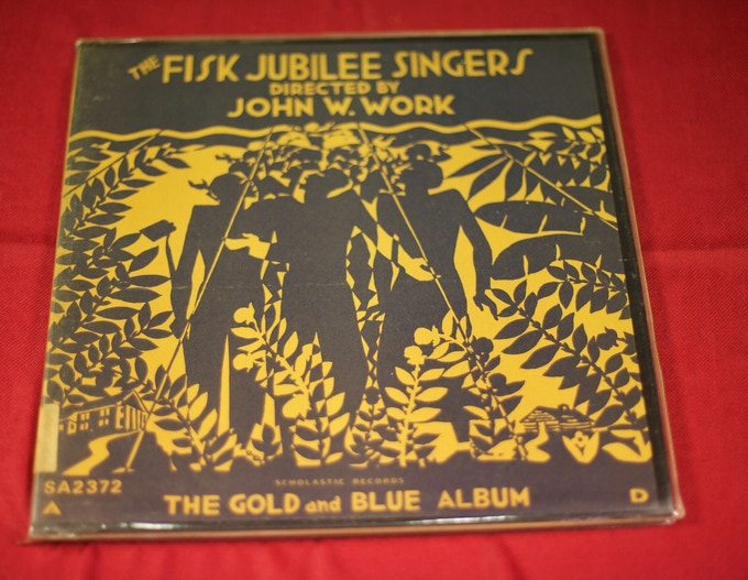 Fisk Jubilee Singers, - Album