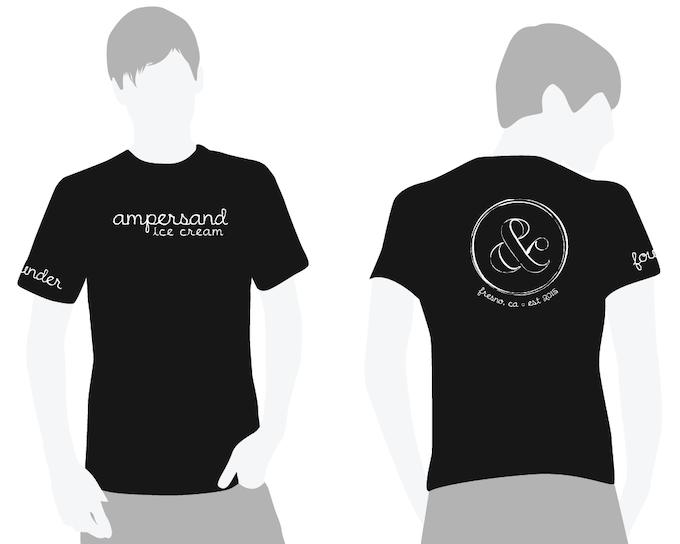 Founder T-shirt Design