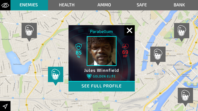 Enemy Mini Profile