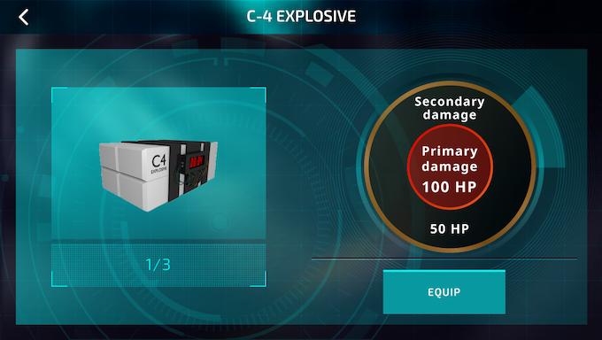 Revenge Option: C4