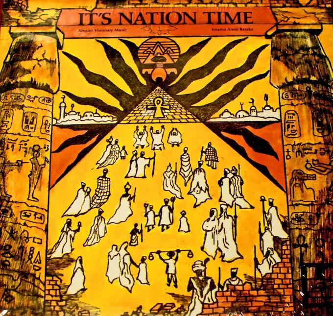 Amiri Baraka's It's Nation Time - Album