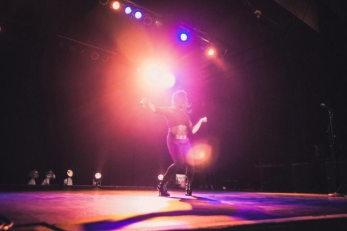 Sebastian Performing at Concert