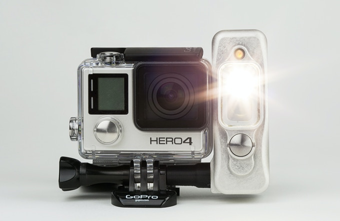 Sidekick The Perfect Gopro Light By Light Amp Motion