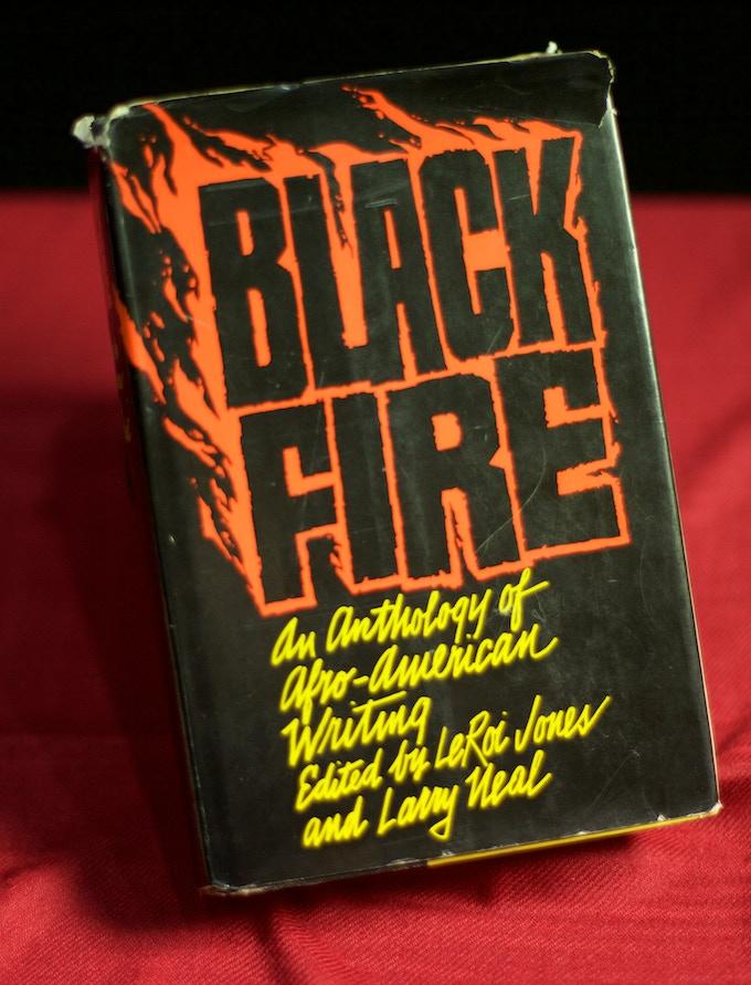 Black Fire edited by Amiri Baraka and Larry Neal