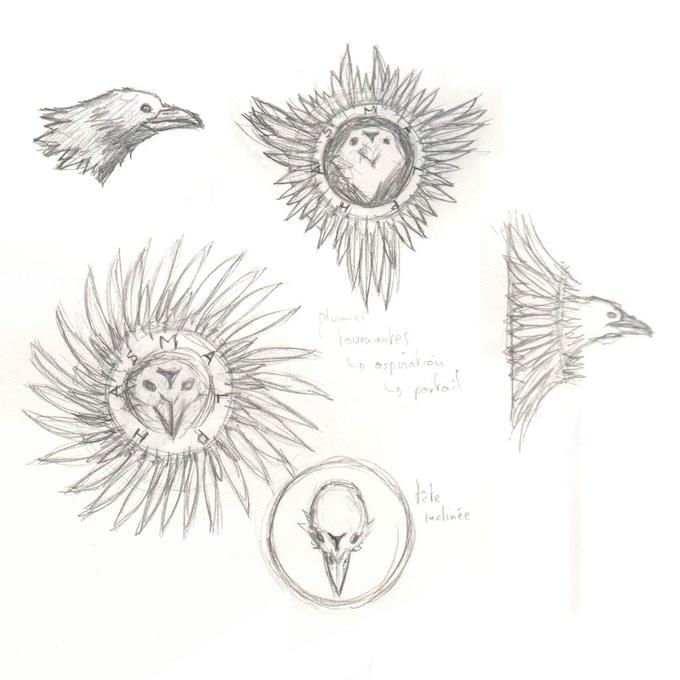 Malphas concept art