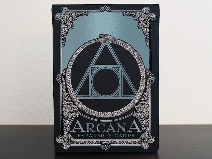 Major Arcana Expansion Deck