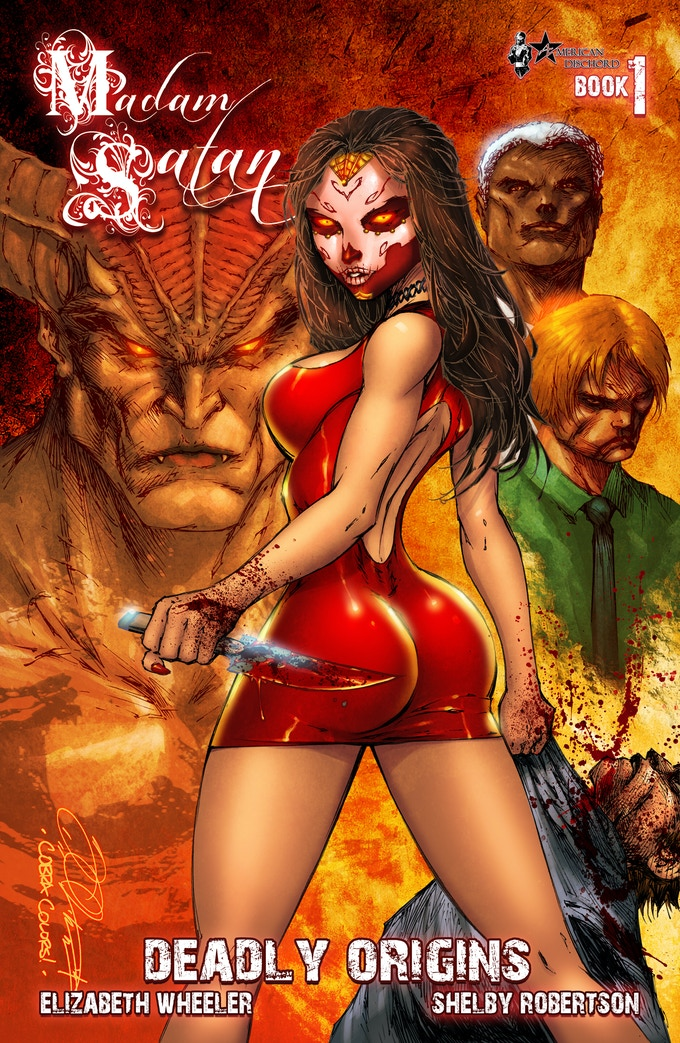 Madam Satan: Deadly Origins Issue 1