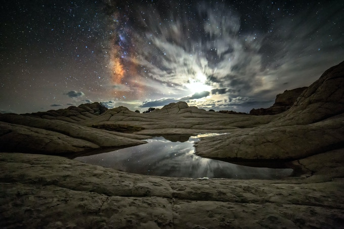 White Pocket Midnight by Harun Mehmedinovic