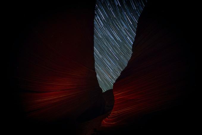 Wavelight Canyon by Harun Mehmedinovic