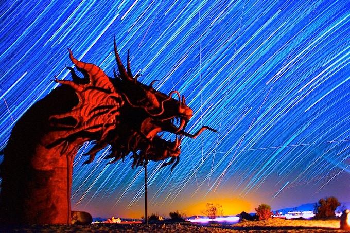 Borrego Stardance by Gavin Heffernan