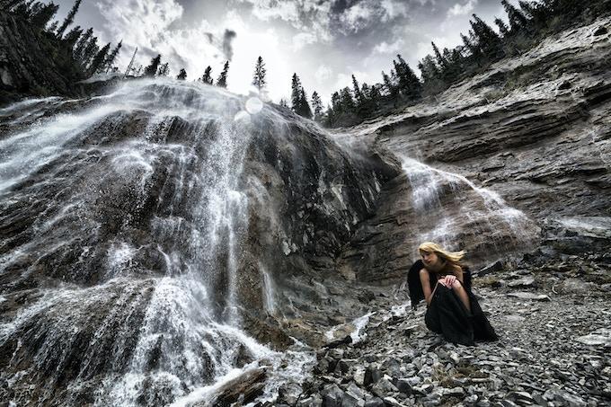 """Angel Falls"" with Sanja Bestic"