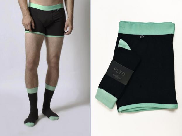 Mint Green/Black