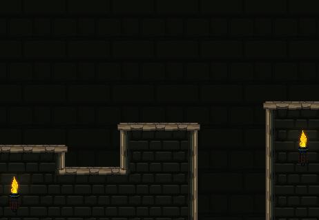 The underground passageways of Divinity's Playground