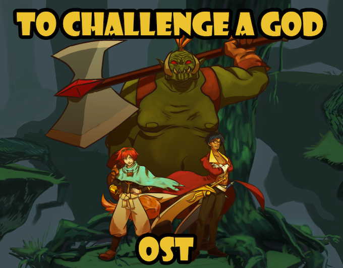 To Challenge a God Official Soundtrack