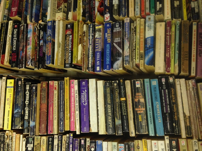 So many books to save, so little time (and money)!