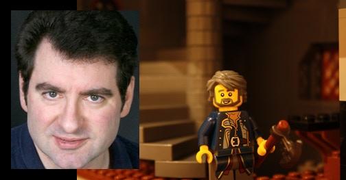 Bill Dunbar as Captain Leger Mertone