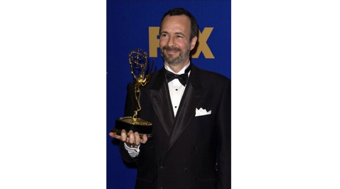 Robert Weide wins his third Emmy Award.