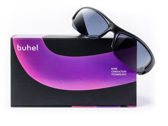 25052c17935 Buhel Tech Sunglasses + Headphones  No Earphones Or Wires! by ...
