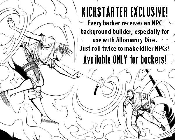 Mistborn Allomancy Dice By Crafty Games Kickstarter