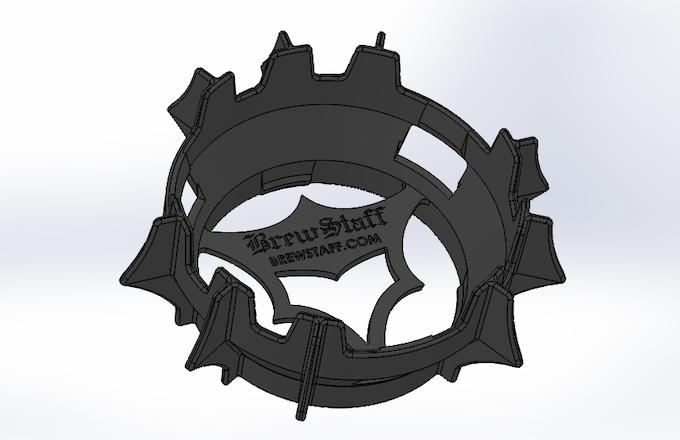 Final Design, SolidWorks Screen Capture