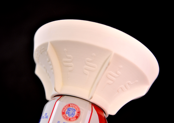 3D Printed Warlock's Chalice