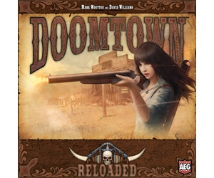 We're making an EXCLUSIVE Cackler card for the Doomtown Living Card Game, created by the Doomtown designers themselves!