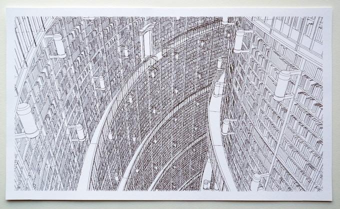 Guillaume Lachapelle, Digital Print, 2014