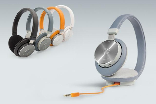 Easy Control Wireless Headphones