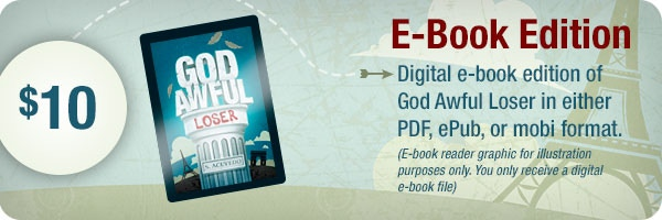 God Awful Loser - A Young Adult Novel by Silvia Acevedo by