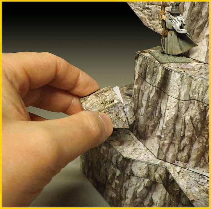 Cliff models feature a unique slot-attachment design that allows for easy customization.