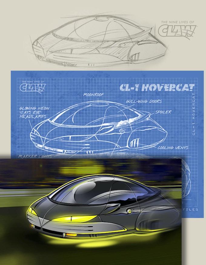The Hovercat™