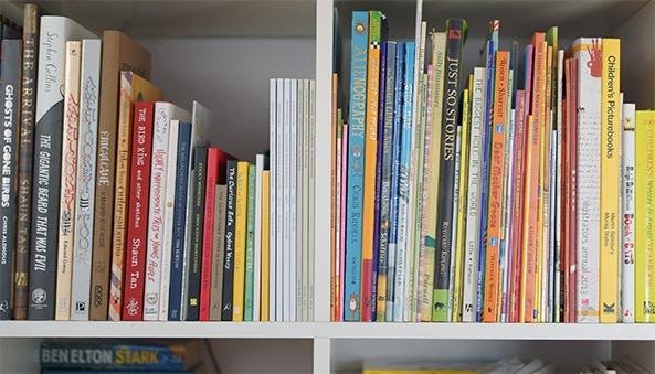 We love picture books.