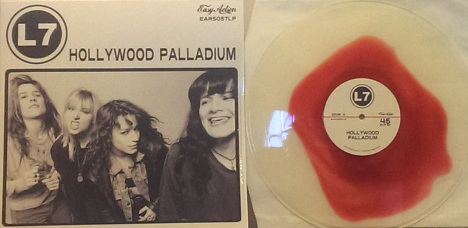 Reward Tier Hollywood Palladium 1992 Vinyl
