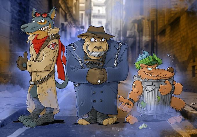 M.U.T.T. (Malicious Urban Thugs & Thieves)