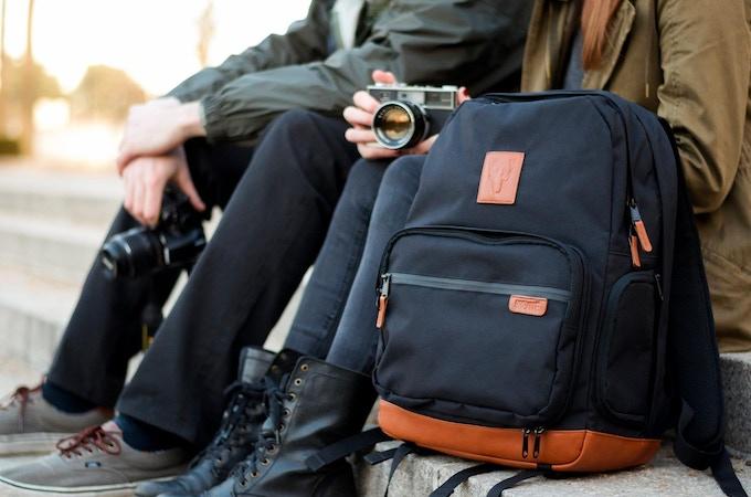 Brevitē Camera Backpack By Brandon Kim Kickstarter