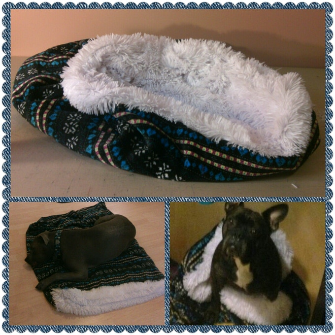 ~ prototype snuggle sack ~