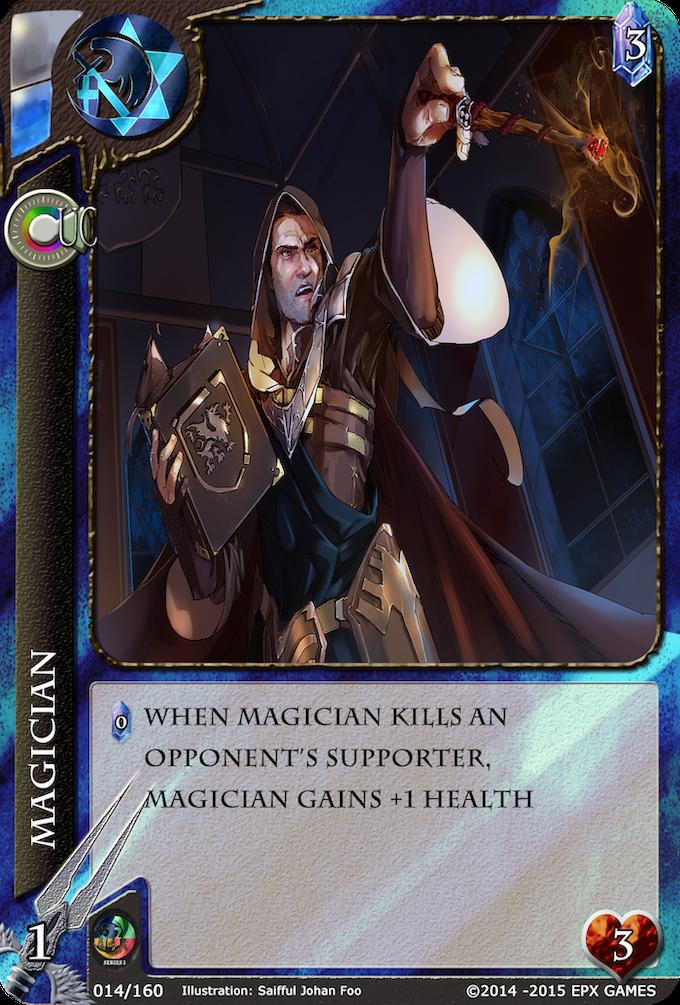 04: Magician Level 01