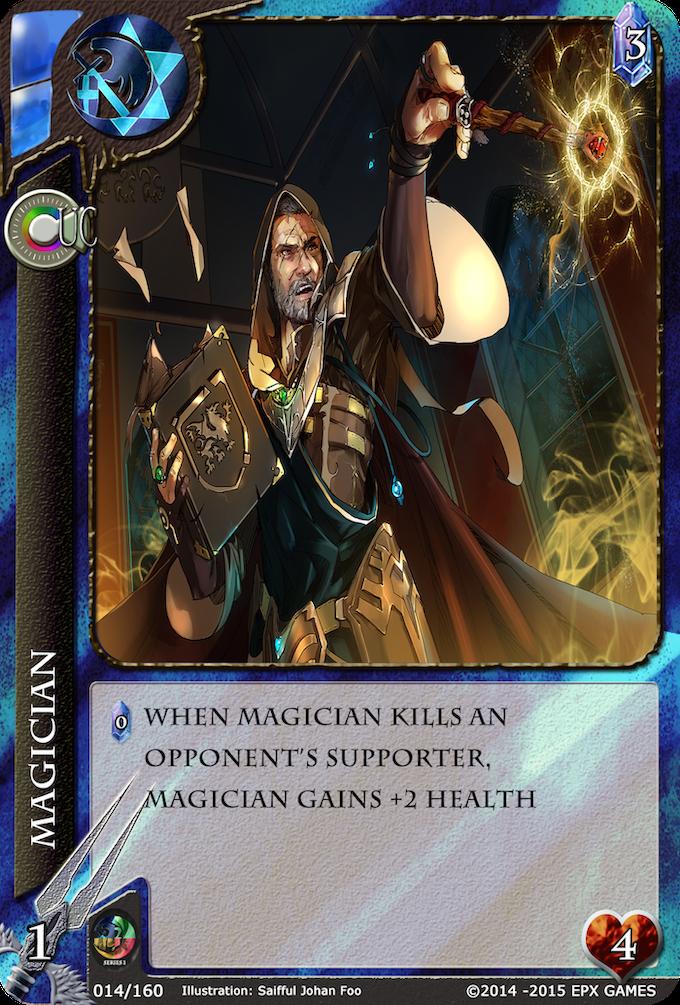 04: Magician Level 02