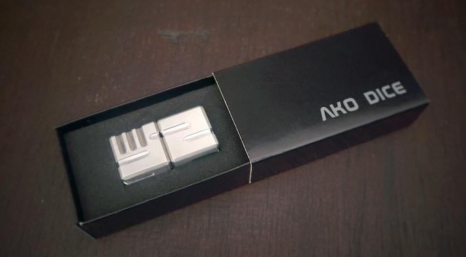 Packaging prototype.