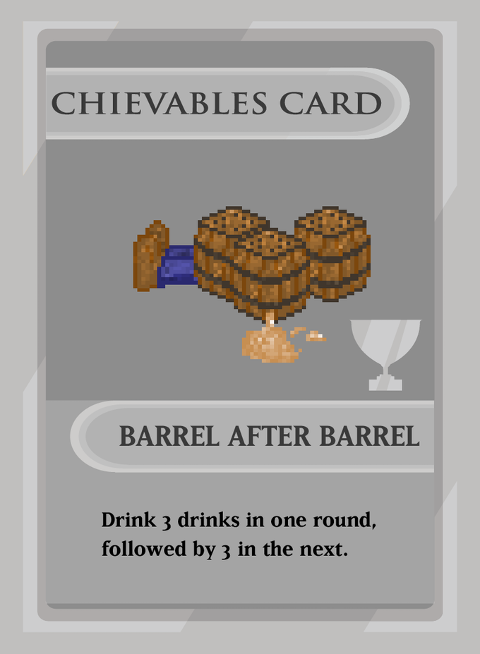 Cheivables Silver