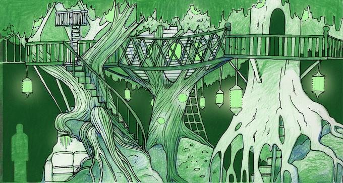 Crazy Tree Houses!