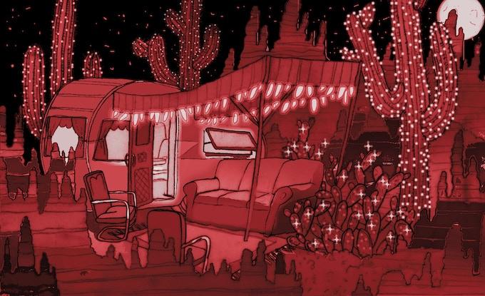 Cactus Trailer Dream!