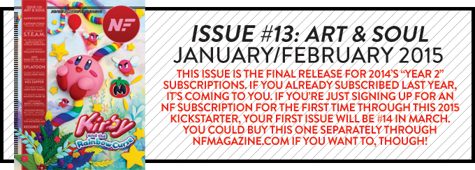 NF Magazine: 2015 Renewals & New Subscriptions by NF