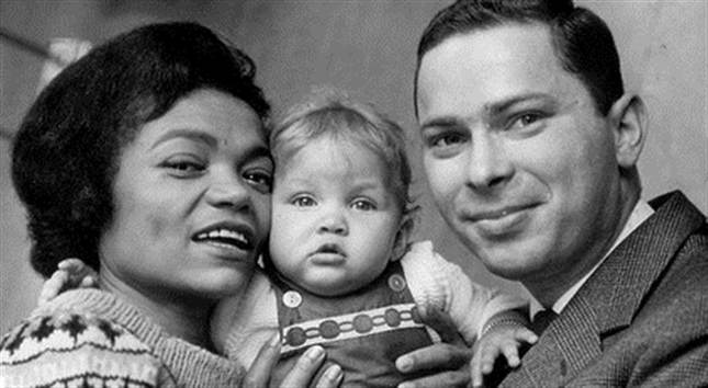 Tony Kaplan with legendary singer Eartha Kitt 1960. He met them all and it's all in the book!