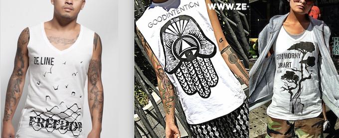 100% Cotton Unisex Good Intention Shirts